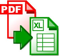 Financial Affidavits in Excel and Fillable PDF files.